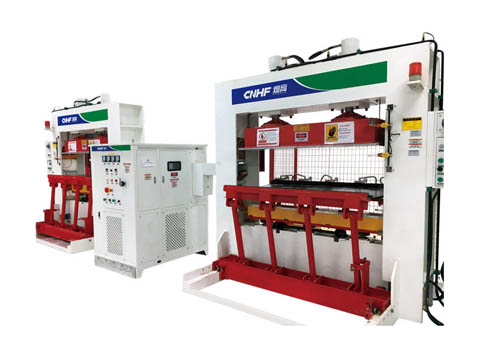 Pre-Bending Machine for Solid Wood