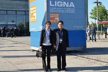 Ligna Woodshow, In Germany 2011