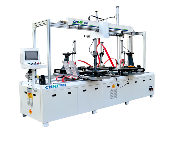 HF(RF) Universal Wooden Frame Joining Machine