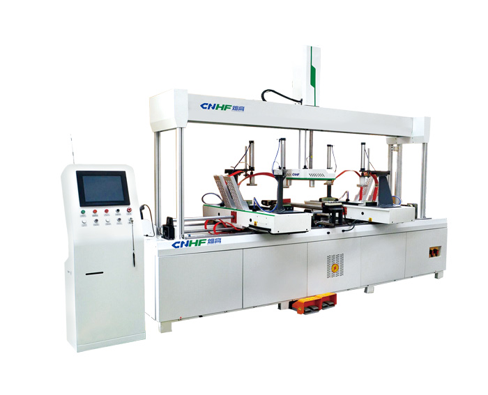 HF(RF) Universal Wooden Frame Joining Machine (Intelligent)
