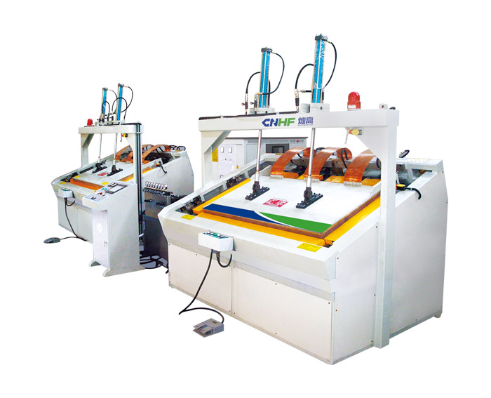 Mini HF(RF) Wooden Board Joining and Frame Joining Machine