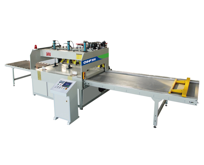 HF(RF) Flip Lifting Joining Machine For Wooden Board(Push Type)