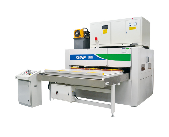 HF(RF) Wooden Board Joining Machine With Double Workbench (Dual-layer Reciprocating Type)