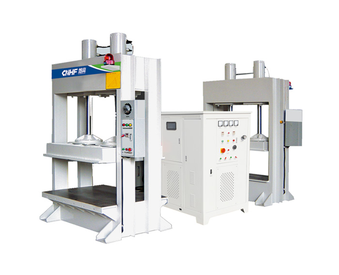 HF(RF) Hot Press Machine For Curved Surface Sound Box
