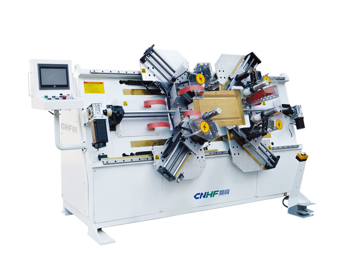 HF(RF) Tilting Wooden Frame Joining Machine