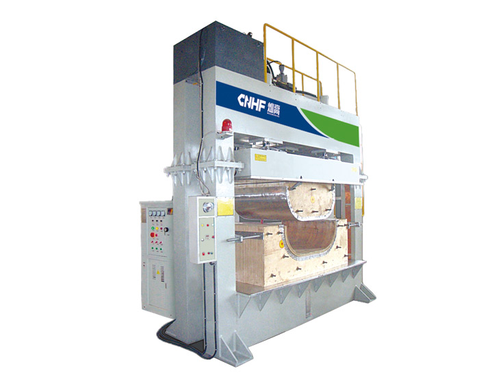 One-drive-one HF(RF) Hot Press Machine For Wood Bengding & Forming(One-direction)