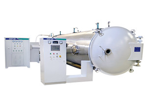 Process Flow of Wood Dryer