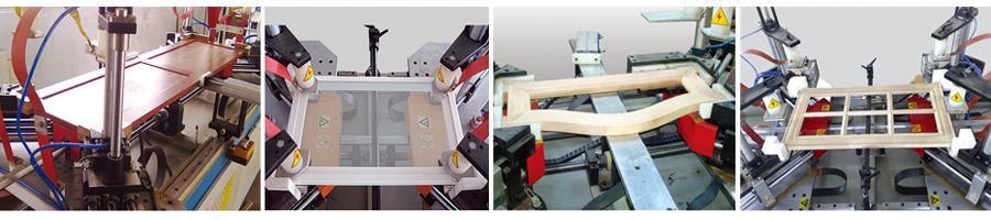 HF(RF) Wooden Frame Joining Machine